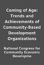 Coming of Age: Trends and Achievements of…