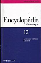 Encyclopédie thématique Universalis…