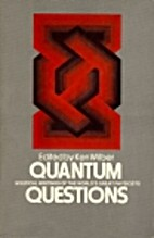 Quantum Questions: Mystical Writings of the…