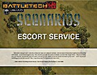 Escort Service by Catalyst Game Labs