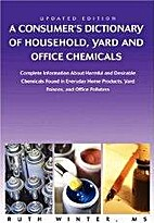 Consumer's Dictionary Of Household, Yard And…