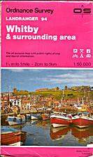 Landranger Map 094: Whitby & Esk Dale, Robin…