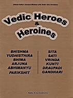 Vedic Heroines Colorin' Book by Syamasundera…