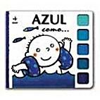 Azul Como (Spanish Edition) by Emanuela…