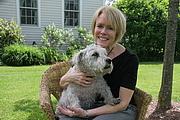 Author photo. Katharine Britton Photo by Ann Tullar