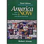 America Now: Short Readings From Recent…