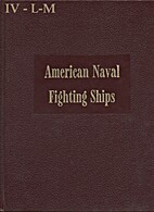 Dictionary of American Naval Fighting Ships…