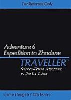 Expedition to Zhodane (Traveller Adventure…