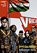 VRICA: #4 S**T Goes FUBAR (Digital Edition)…