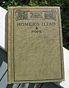 Pope's translation of Homer's…
