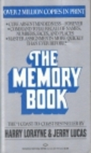 The Memory Book by Harry Lorayne