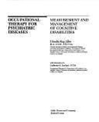 Occupational therapy for psychiatric…