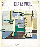 Idea as model by Kenneth Frampton