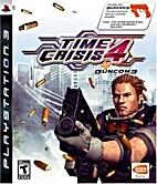 PS3 Time Crisis 4 by Bandai Namco