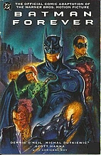 Batman Forever the Official Comic Adaptation…