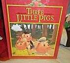 Three little pigs by Seva Spanos