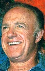Author photo. James Caan, Cannes 2000. Photo credit: Wikimedia Commons user Caulfieldh