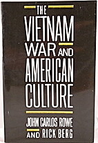 The Vietnam War and American Culture (Social…