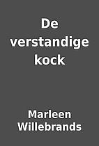De verstandige kock by Marleen Willebrands