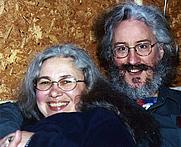 Author photo. photo by Ed Hubbard, Pagan Leadership Conference, 2004