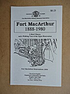 Fort MacArthur, 1888-1980.