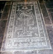 Author photo. Tomba d'Ausiàs March a la Seu de València