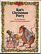 Rat's Christmas Party by Jim Murphy