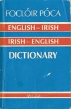 Focloir Poca: English-Irish Irish-English…