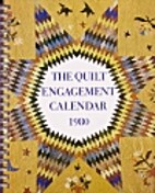 The Quilt Engagement Calendar 1980 by Cyril…