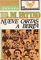Nueve cartas a Berta by Basilio Martín…