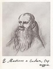 Author photo. Illustration by Eduard von Steinle in <i>Festschrift Pfarrei Cochem zum 350. Geburtstag</i>, 1870.