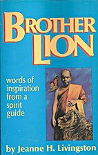Brother Lion by Jeanne H. Livingston
