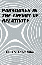Paradoxes in the theory of relativity by…