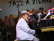 Author photo. Photo by <a href=&quot;http://commons.wikimedia.org/wiki/User:Wpopp&quot;>wpopp.</a> Dr. John in concert, Jazz in Vienne, France, July 14, 2006