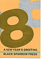 A NEW YEARS GREETING 1986 by Charles…