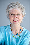 Author photo. Susanne F. Fincher, M.A., LPC, ATR-BC (uncredited photograph found on the <a href=&quot;http://www.creatingmandalas.com&quot; rel=&quot;nofollow&quot; target=&quot;_top&quot;><i>Creating Mandalas</i> Home Page)</a>