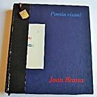 Poesia visual by Joan Brossa