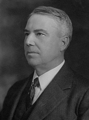 Author photo. Edward Capps [credit: From the Archivist's Notebook blog]