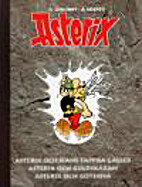 Asterix Omnibus 9: Asterix and the Great…