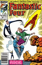 Fantastic Four [1961] #304 by Steve…