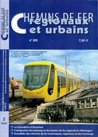 Chemins de Fer Régionaux et Urbains n°305…