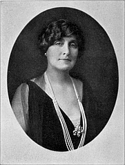 Author photo. Image from <b><i>A diplomat's wife in Mexico</i></b> (1916) by Edith O'Shaughnessy
