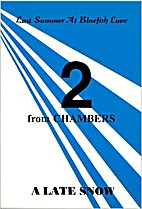 2 from Chambers by Jane Chambers