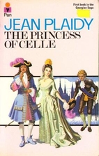 The Princess of Celle by Jean Plaidy