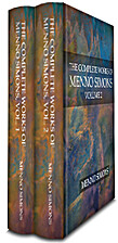 The Complete Works of Menno Simons (2 vols.)…