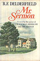 Mr Sermon by R. F. Delderfield
