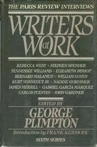 Writers at Work 06 by George Plimpton