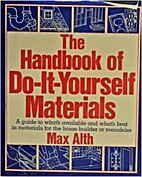 Handbook of Do It Yourself Materials by Rh…