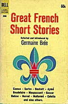 Great French Short Stories by Germaine…