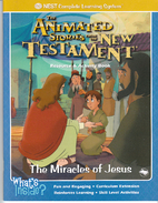 The Miracles of Jesus: The Animated Stories…